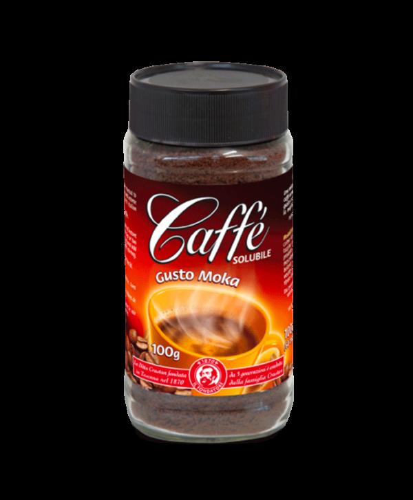 caffè solubile gusto moka crastan
