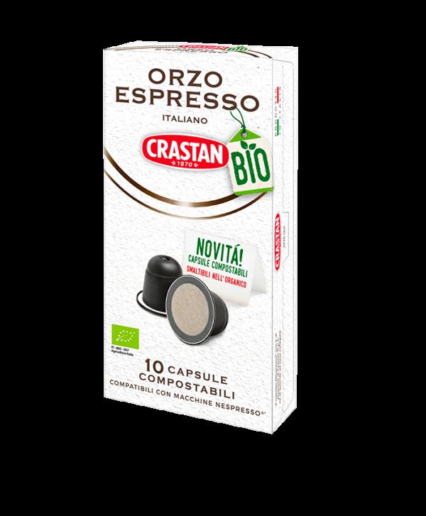 orzo capsule nespresso